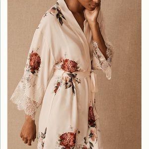 NWT Flora Nikrooz Delphine Robe (XS) by BHLDN
